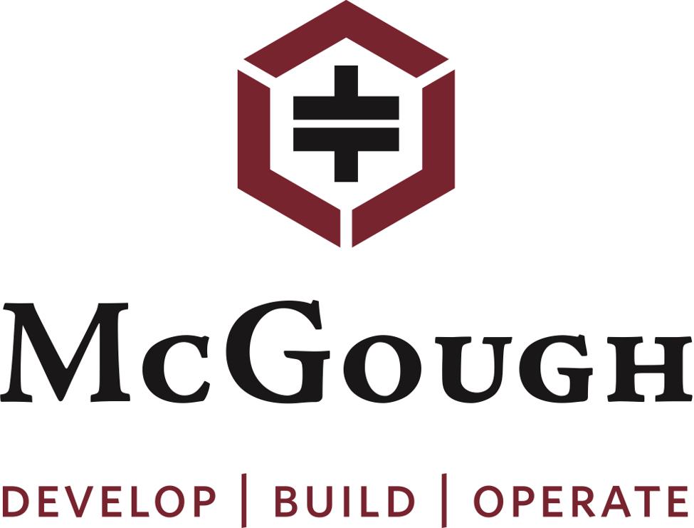 Economic Outlook - McGough logo
