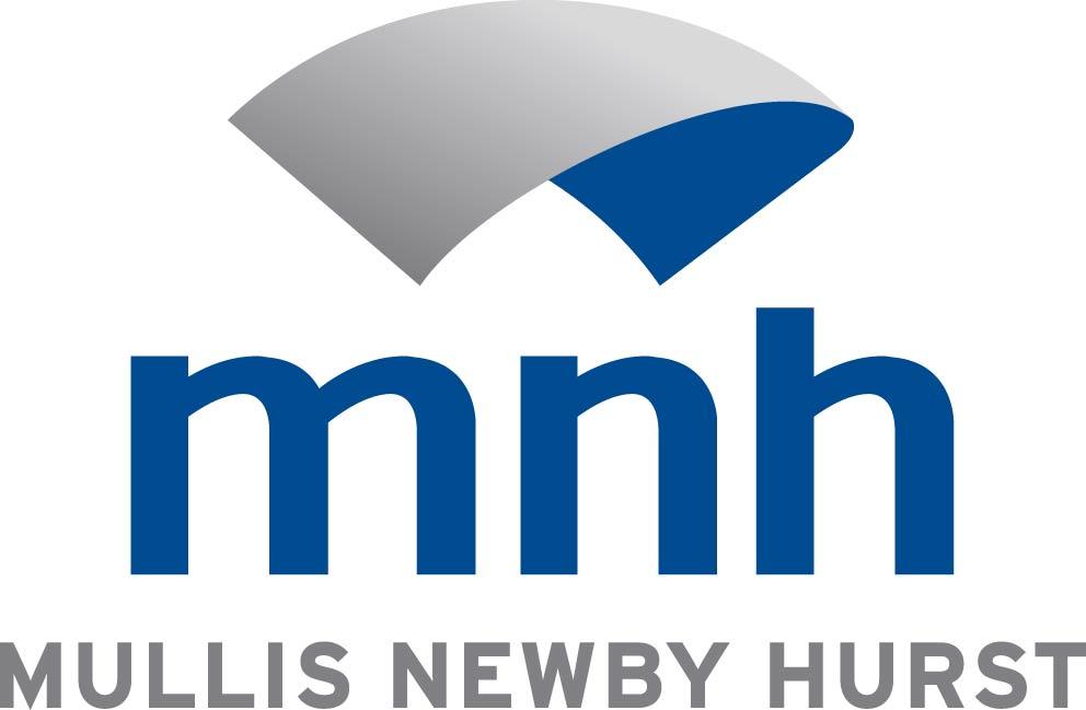 Bark + Build: Mullis Newby Hurst logo