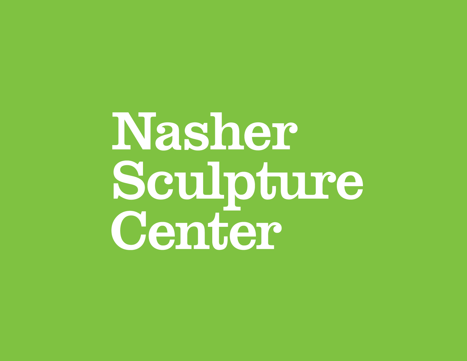 2020 Home Tour - Nasher Sculpture Center logo