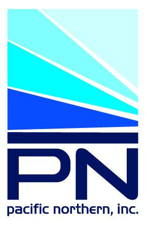 Bark + Build: Pacific Northern logo