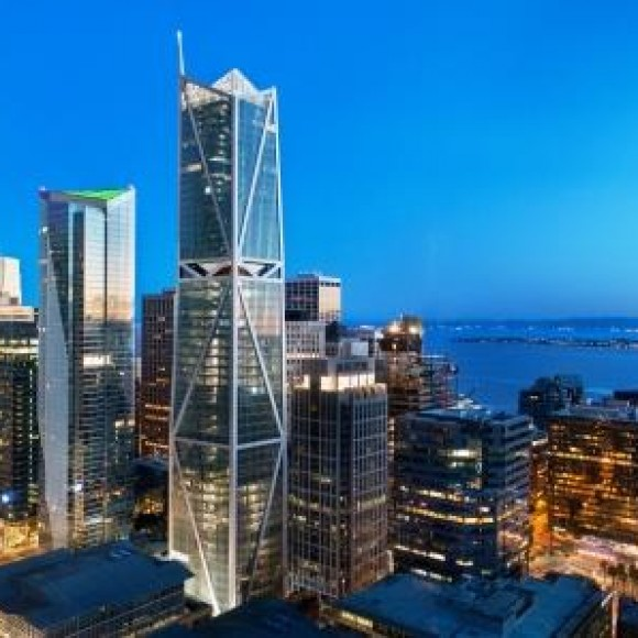"181 Fremont is the tallest mixed-use building in San Francisco and a new landmark in the city's skyline. After recognizing that the seismic performance objectives in modern building codes did not align with its goals, the building owner chose to pursue an innovative, resilience-based design to deliver ""beyond code"" seismic resilience. 2019 IDEAS2 Award Winner"