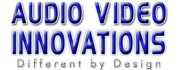 Audio Video Innovations Logo