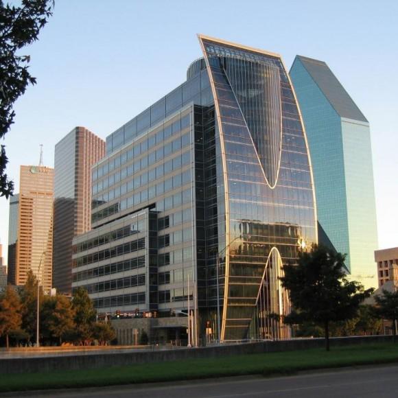Hunt Oil Headquarters - Dallas, TX.  Civil Engineering.