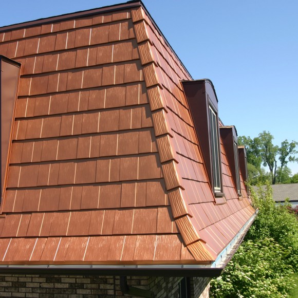Oxford Shingle is the perfect solution for someone who wishes to maintain the traditional look of their home while investing in the last roof they'll ever need. The clean simple lines blend with any home and are accepted into any neighborhood.