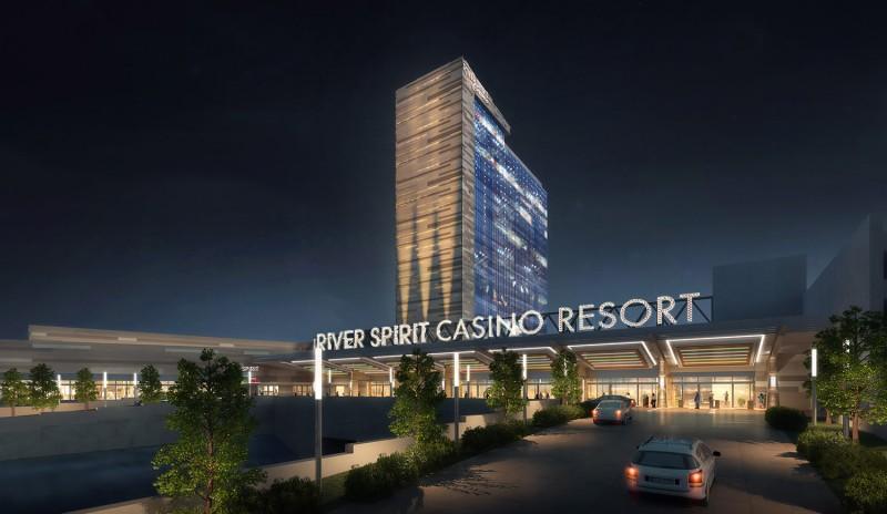 River Spirit Casino and Resort