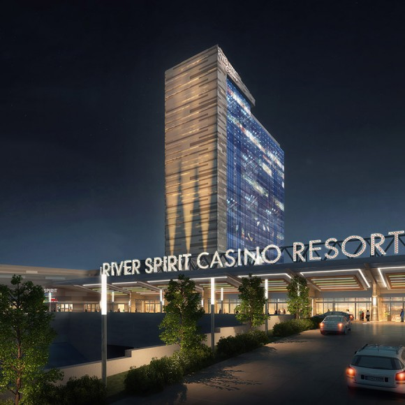 River Spirit Casino and Resort