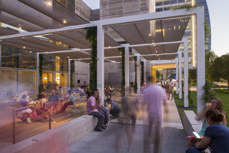 DMA Eagle Family Plaza | Joint Venture with Hocker Design Group | Dallas, Texas -