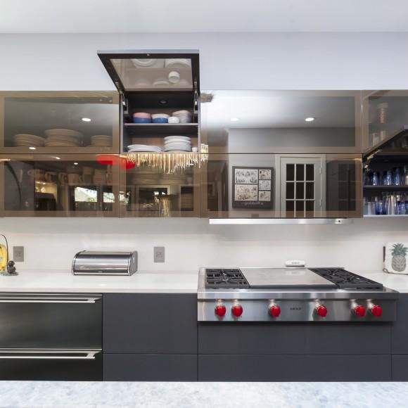 European kitchen design. Custom made in Italy