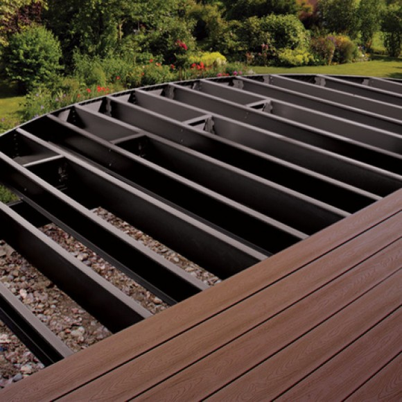 Trex Elevation Steel Substructure
