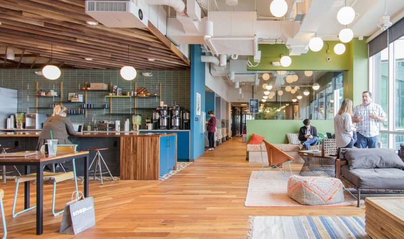 WeWork - various locations throughout Texas -