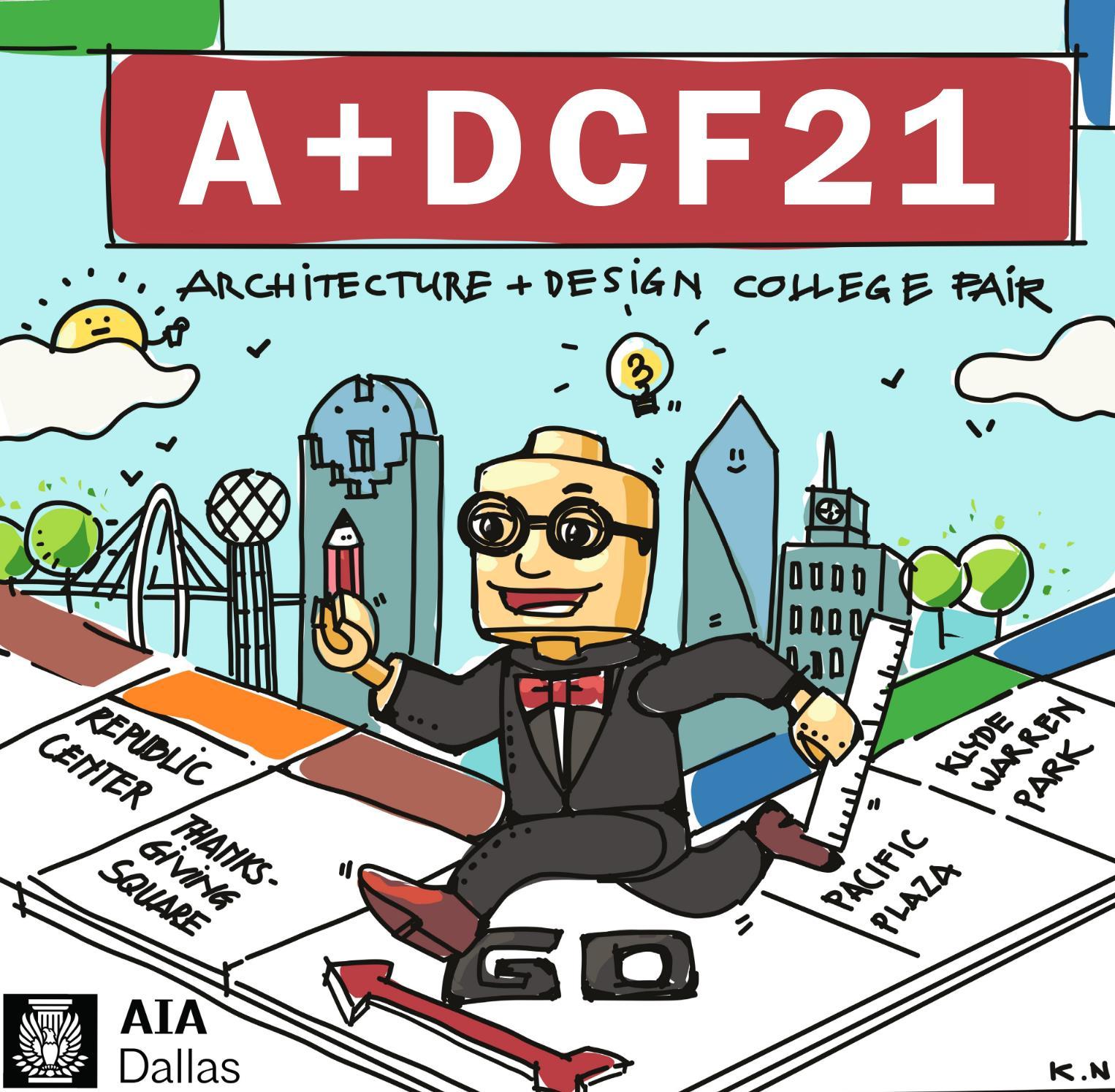 Architecture + Design College Fair