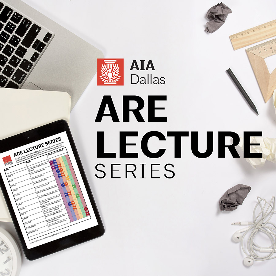 2021 ARE Lecture Series: Practice & Project Management