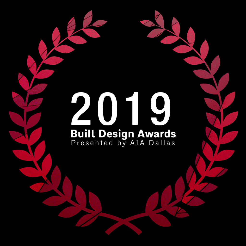 2019 Built Design Awards Announcement Celebration