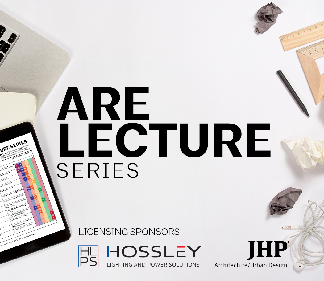 2021 ARE Lecture Series: Acoustics and Security Systems