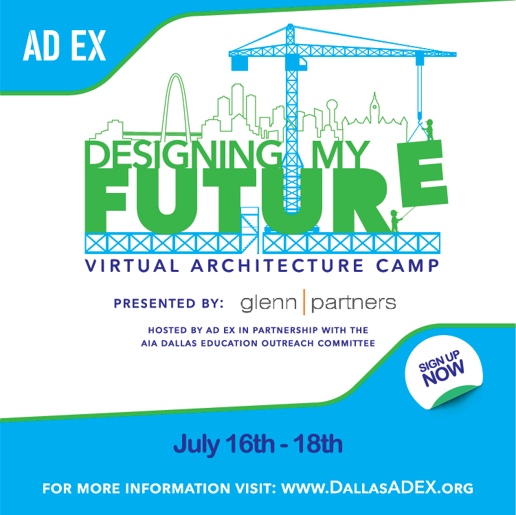 Designing My Future: AD EX Virtual Summer Camp (High School)
