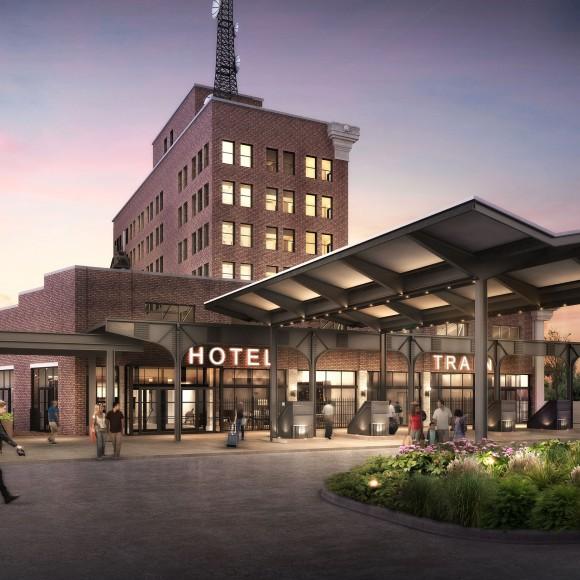 Central Station Hotel  |  Memphis, TN