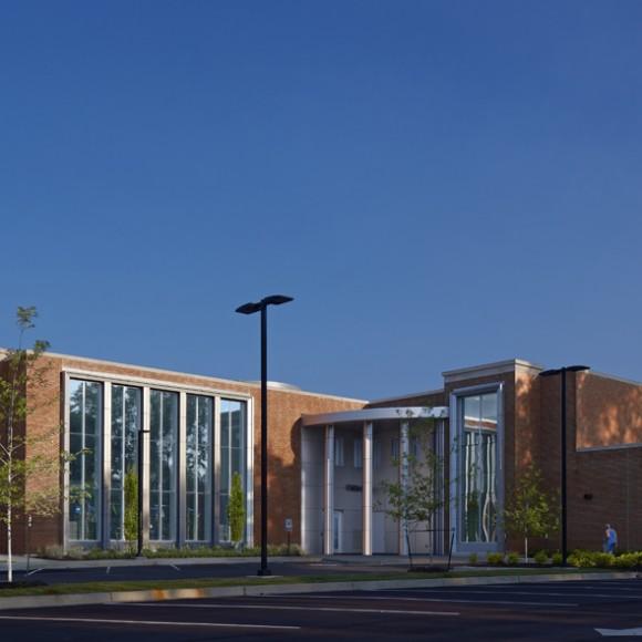University of Memphis Men's Basketball Training Facility  |  Memphis, TN