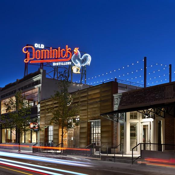 Old Dominick Distillery  |  Memphis, TN