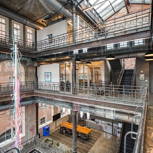 Tower Ventures at the Tennessee Brewery  |  Memphis, TN