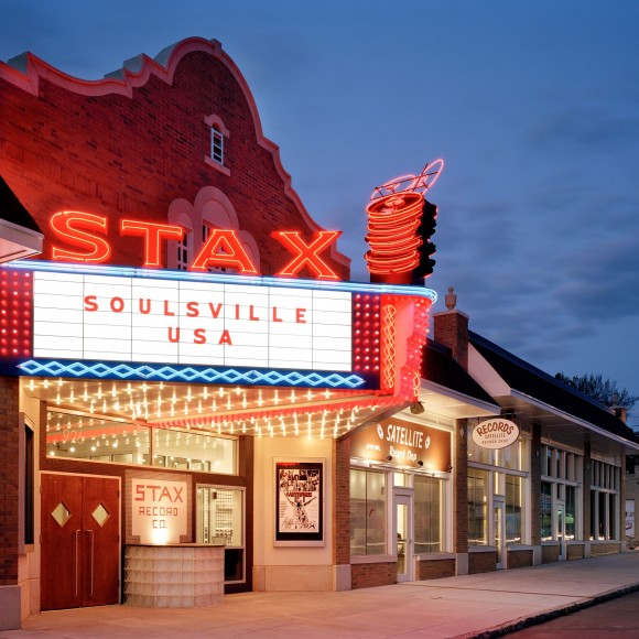 STAX Museum of American Soul Music  |  Memphis, TN