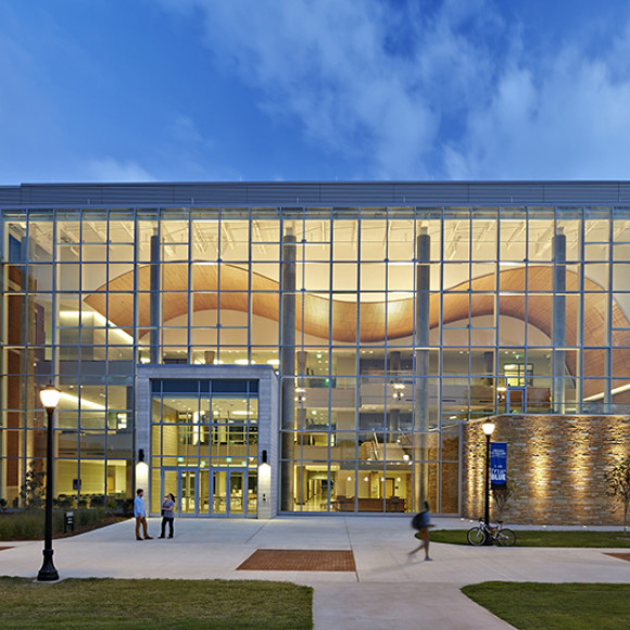 Middle Tennessee State University (MTSU) | New Science Facility ©Robert Benson Photography