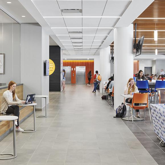 Sam Houston State University | Lowman Student Center Addition Peter Molick