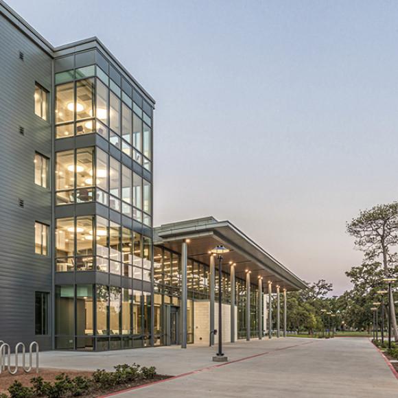 University of Houston | Quadrangle Replacement Housing (The Quad) Austin Commercial / Cloyce J. Wall
