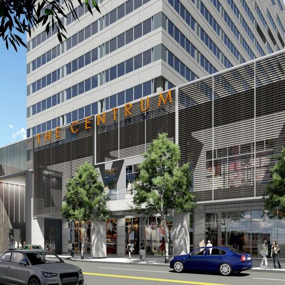 Centrum, Dallas, Texas Merriman Anderson Architects, Inc.