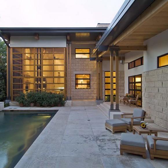Connally Residence Dallas, TX Photography by Jud Haggard