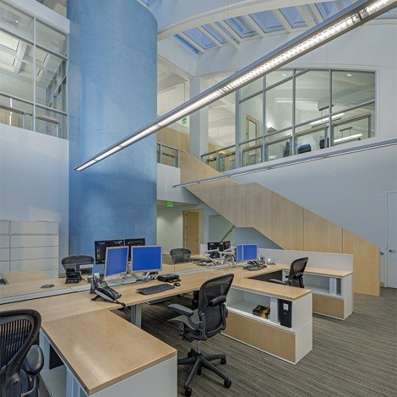Cornerstone Healthcare Group Chase Tower, Dallas, Texas Photography by Jud Haggard
