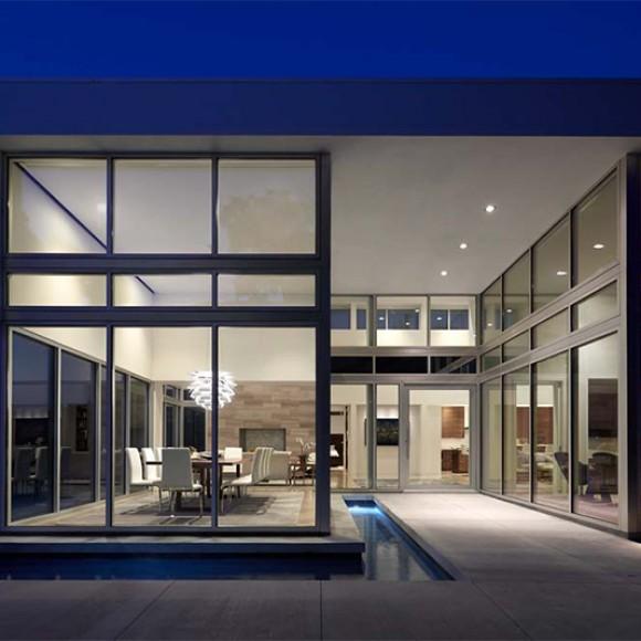 Hart Woodson Residence Austin, TX Photography by Dror Baldinger, FAIA