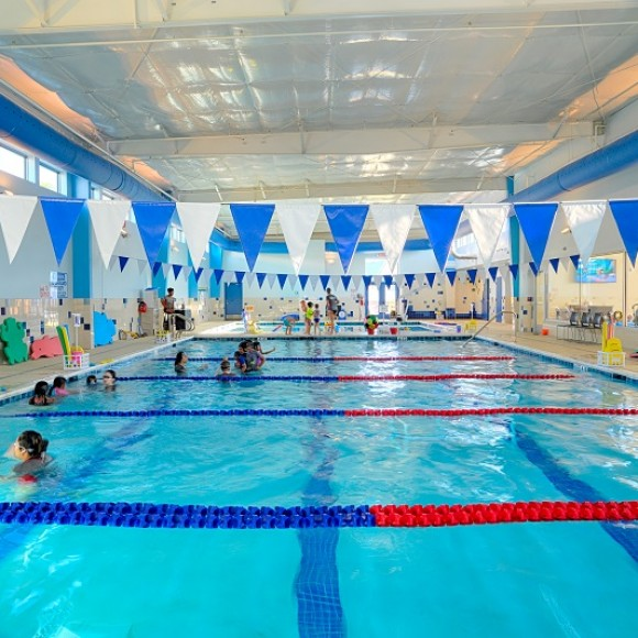GUARDIAN SWIM SCHOOL NATATORIUM Lounge Natatorium, Las Colinas, TX, Architect of Record, 8,000SF, Cons Cost $2,000,000