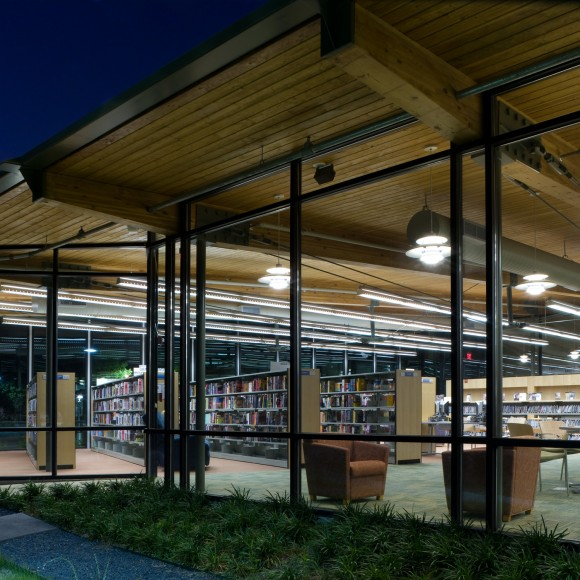 Grauwyler Park Branch Library