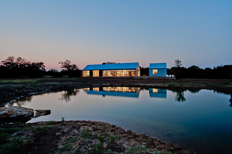Auberty Ranch:  Studio and Residence