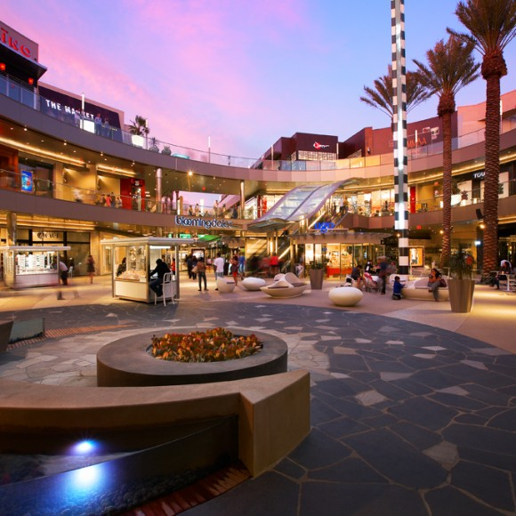 Santa Monica Place in Santa Monica, California