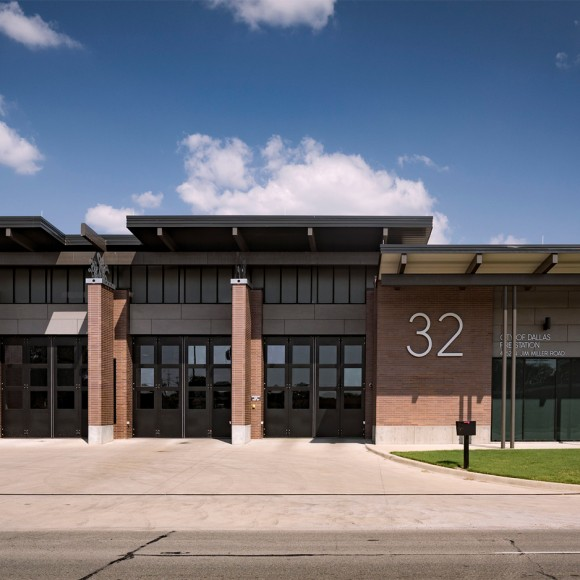 Dallas Fire Station No. 32 | Dallas, TX Parrish Ruiz De Velasco