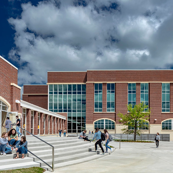 Northwest ISD, Eaton High School Additions & Renovations