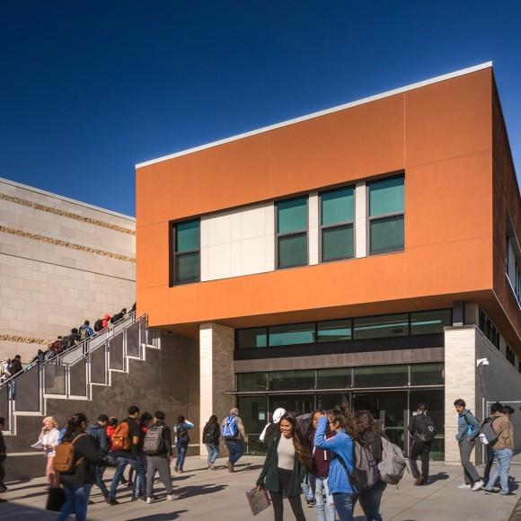 Amon Carter Riverside High School | Fort Worth, TX Parrish Ruiz De Velasco