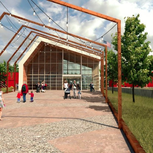 Focused on the concept of developing holistic strategies to optimize production, this philosophy advocates for a harmonious relationship between man and nature. The F.A.R.M. Park design maximizes crop production, rehabilitates contaminated land, and creates a nurturing experience for veterans, visitors, and community volunteers.