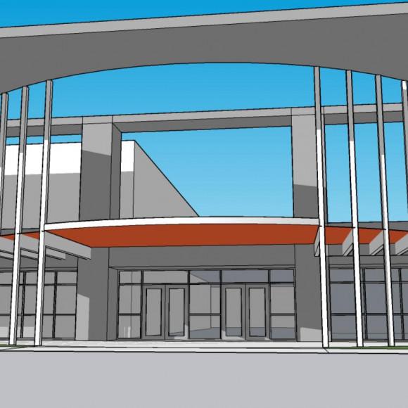 Fred Herring Recreation Center Renovation