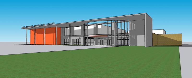 Fred Herrring Recreation Center Renovation