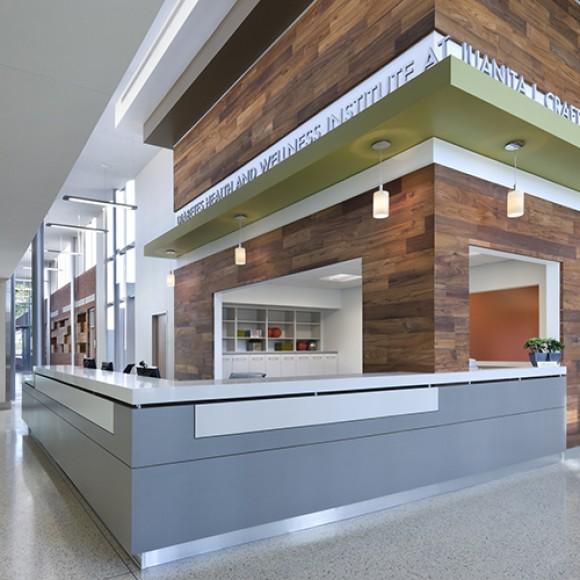 Juanita Craft Recreation Center; IIDA Texas Oklahoma Chapter Design Excellence Award, 2010