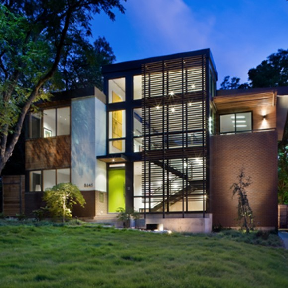 Labron Residence house