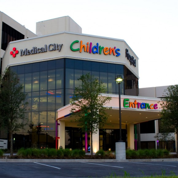 HCA, Medical City Children's Hospital, Dallas, TX.