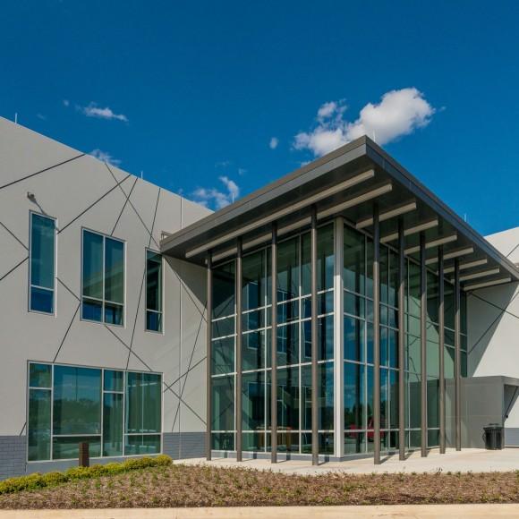 CEC Electric Headquarters, Irving, Texas Christopher Mann