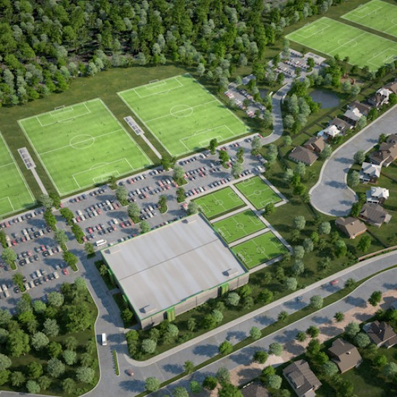 The PIT+ Roanoke - Indoor and Outdoor Soccer Complex that is both suitable and ideal for events ranging from practices to elite tournaments.