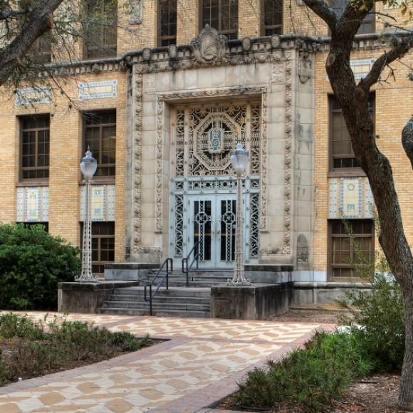 Scoates Hall - Texas A&M University