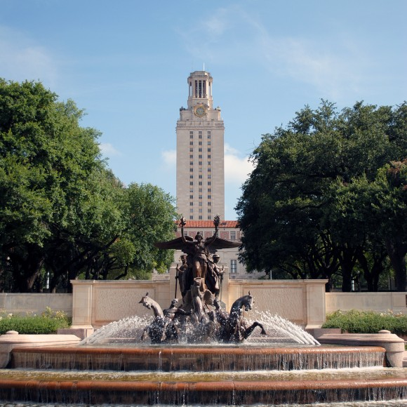 University of Texas at Austin - Main Building