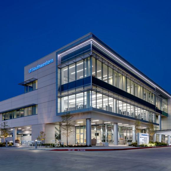 UT Southwestern, Harold C. Simmons Radiation Oncology Building