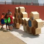Earth Day Dallas project - The Hive